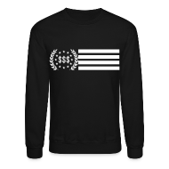 Long Sleeve Shirts ~ Men's Crewneck Sweatshirt ~ Article 100425819