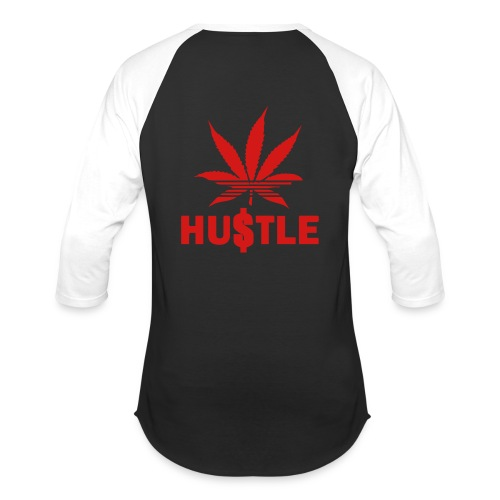 Hustle Gang  - Baseball T-Shirt