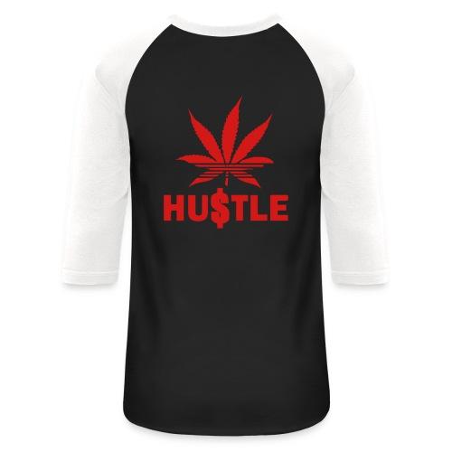 Hustle Gang  - Baseball T-Shirt