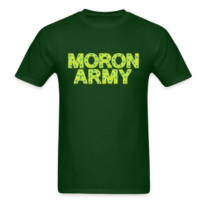 MORON ARMY - Smiles and paws - Men's T-Shirt