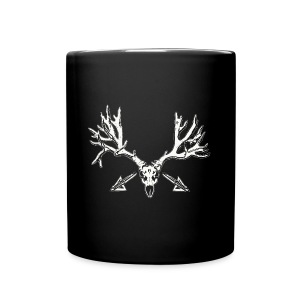 Broad head buck w - Full Color Mug