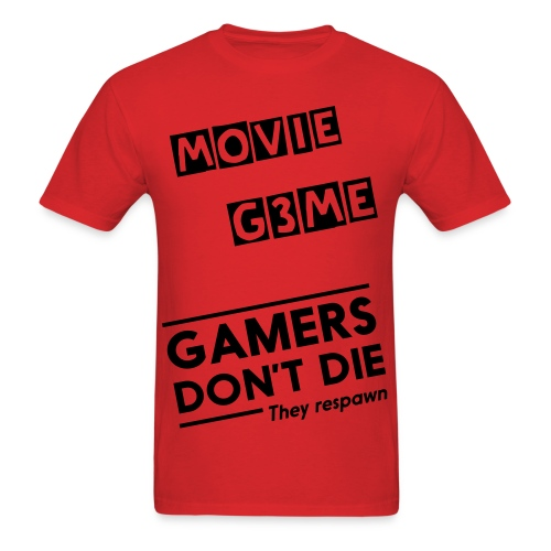 MovieG3me tee-shirt - Men's T-Shirt