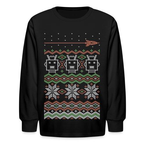 RF Holiday Tee - Kid's Long Sleeve - Kids' Long Sleeve T-Shirt