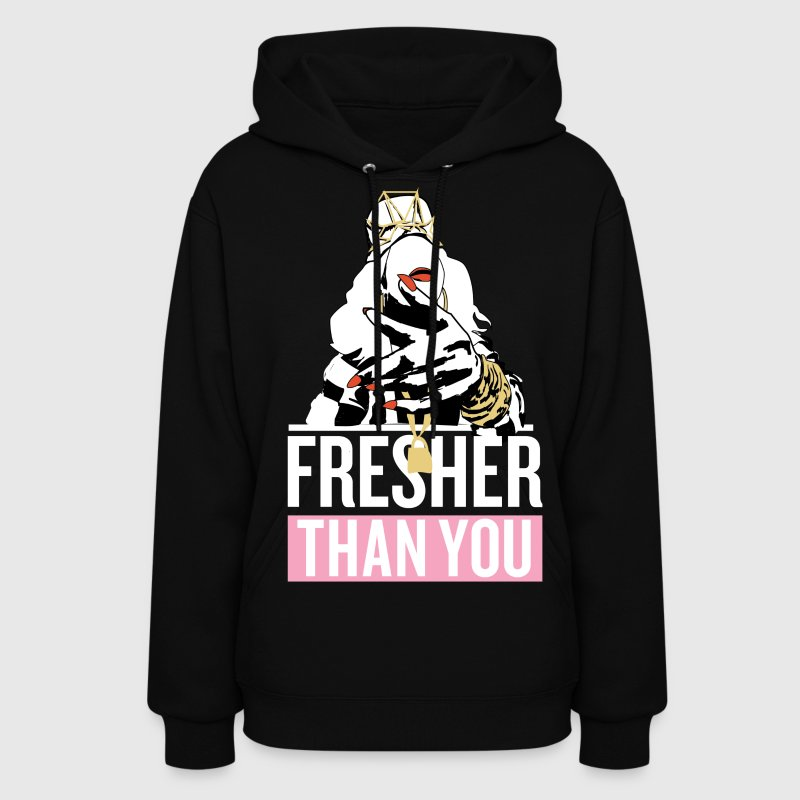 Beyonce Fresher Than You, 7/11 Sweater - Women's Hoodie