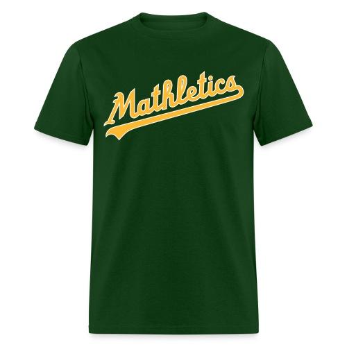Men's Mathletics S/S Standard T - Men's T-Shirt