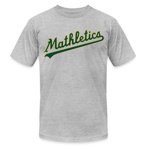 Men's Mathletics S/S AA T-Shirt - Men's  Jersey T-Shirt