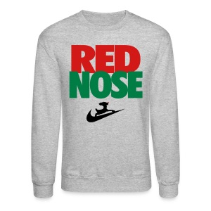 RED NOSE SWEATER - Crewneck Sweatshirt