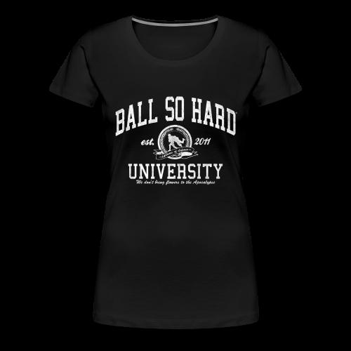 Original Fitted - Women's Premium T-Shirt