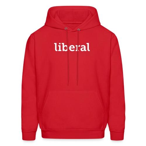 Liberal Hoodie - Men's Hoodie