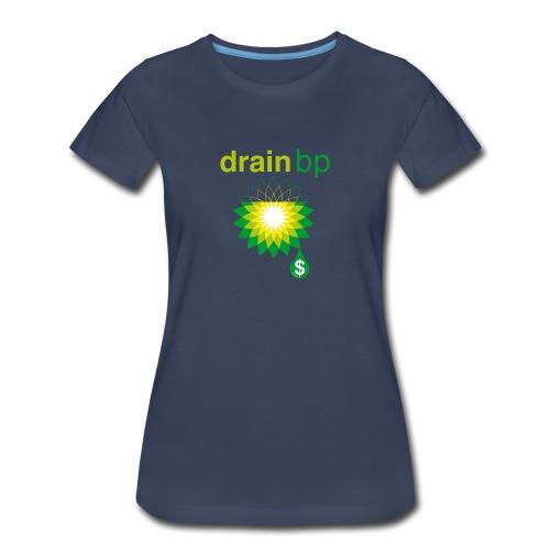 Drain BP - Women's Premium T-Shirt
