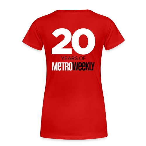 Limited Edition, Celebrating 20 Years - Women's - Women's Premium T-Shirt