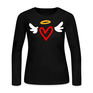 TOXICO's PASSION Long Sleeve Tee - Women's Long Sleeve Jersey T-Shirt