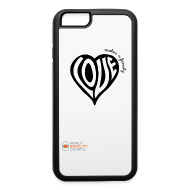 Phone & Tablet Cases ~ iPhone 6/6s Rubber Case ~ Love Makes a Family - Iphone 6