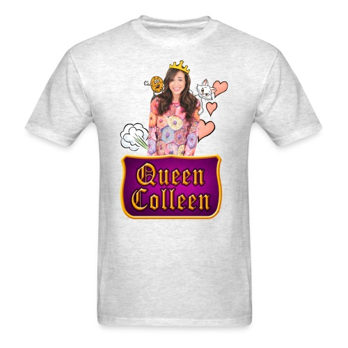 Colleen is Queen - Men's T-Shirt