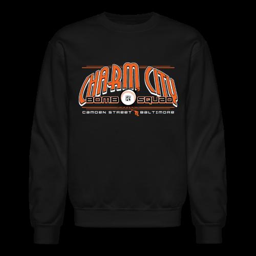 Charm City Bomb Crew - Crewneck Sweatshirt