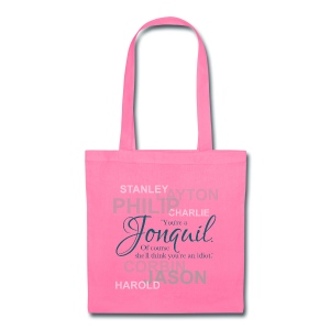 Those Jonquils, bag - Tote Bag