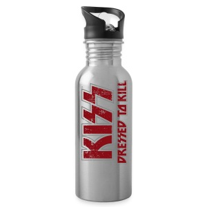 KISS Dressed To Kill - Water Bottle