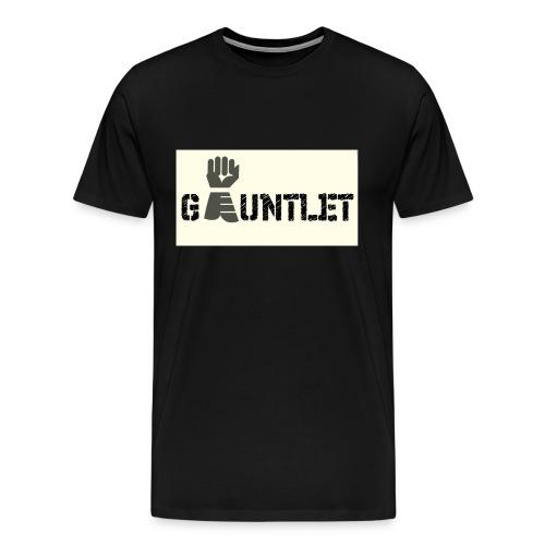 ProNown Gauntlet Tee - Men's Premium T-Shirt