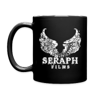 Mugs & Drinkware ~ Full Color Mug ~ Black Seraph Logo Mug