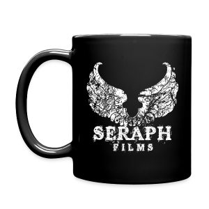 Black Seraph Logo Mug - Full Color Mug