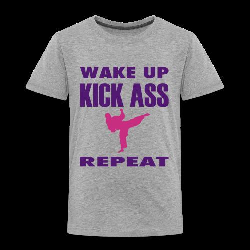 Wake Up Kick Ass Martia lArts