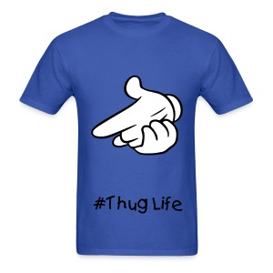 Thug Life - T-shirt pour hommes