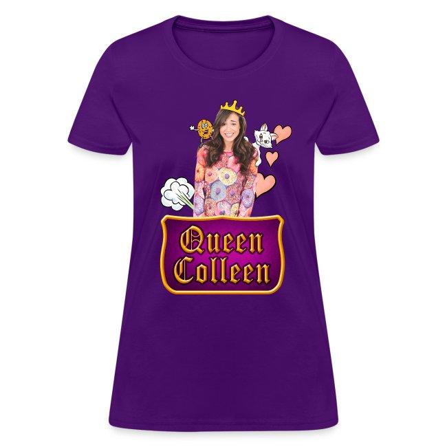 Colleen is Queen
