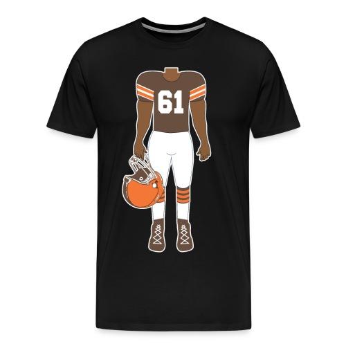 61 (up to 5x) - Men's Premium T-Shirt