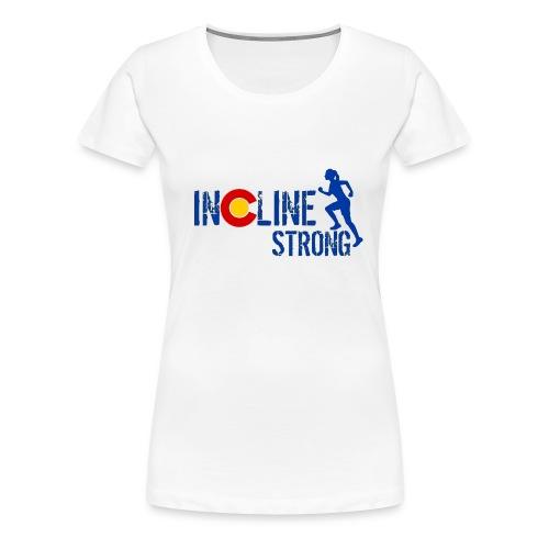 Women's Premium T-Shirt - women t-shirts,outdoors,mountains,incline,hiking,colorado