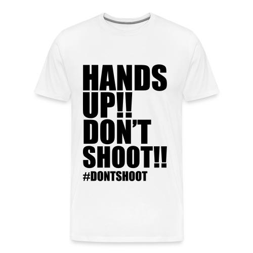 SELF EXPLANATORY! - Men's Premium T-Shirt