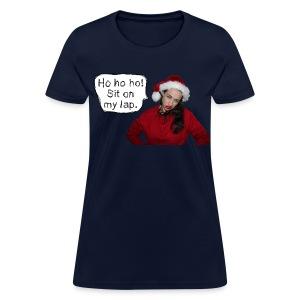 Ho ho ho! Miranda Sings - Women's T-Shirt