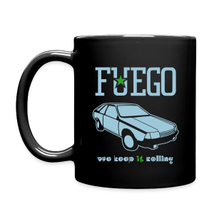 Rogue Fuego With (Full Color) - Full Color Mug