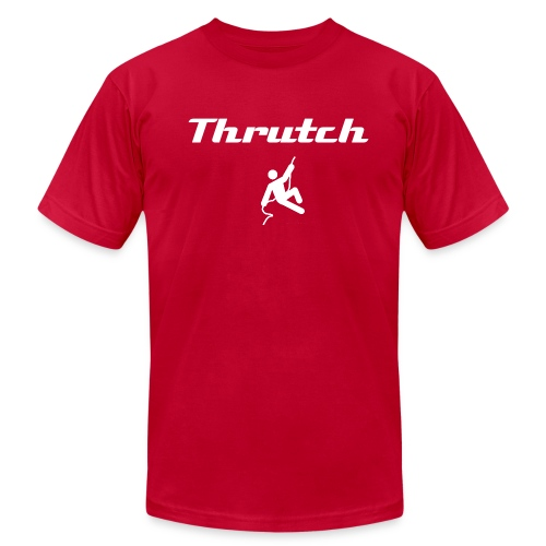 Thrutch (with image) - Men's T-Shirt by American Apparel