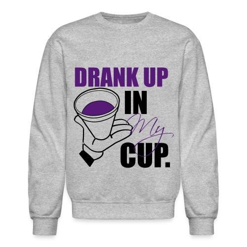lean drink - Crewneck Sweatshirt