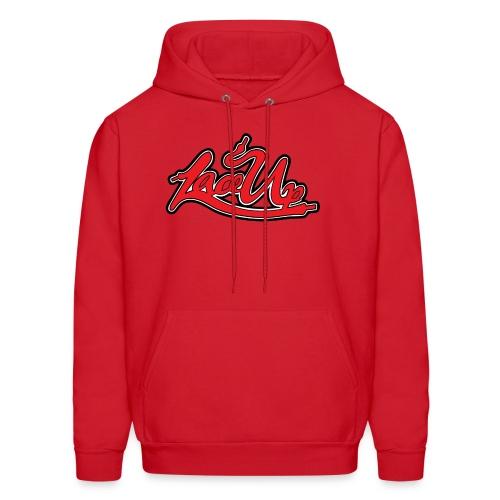 kells laceup hoodie - Men's Hoodie