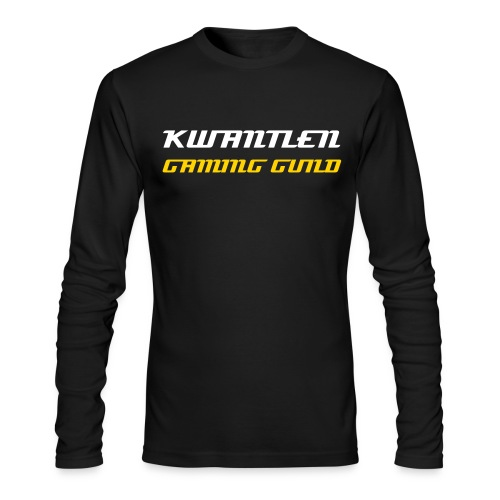 Guy's Default Long Sleeve - Men's Long Sleeve T-Shirt by Next Level