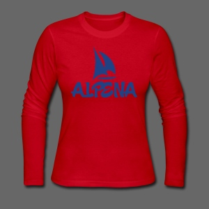 Alpena - Women's Long Sleeve Jersey T-Shirt