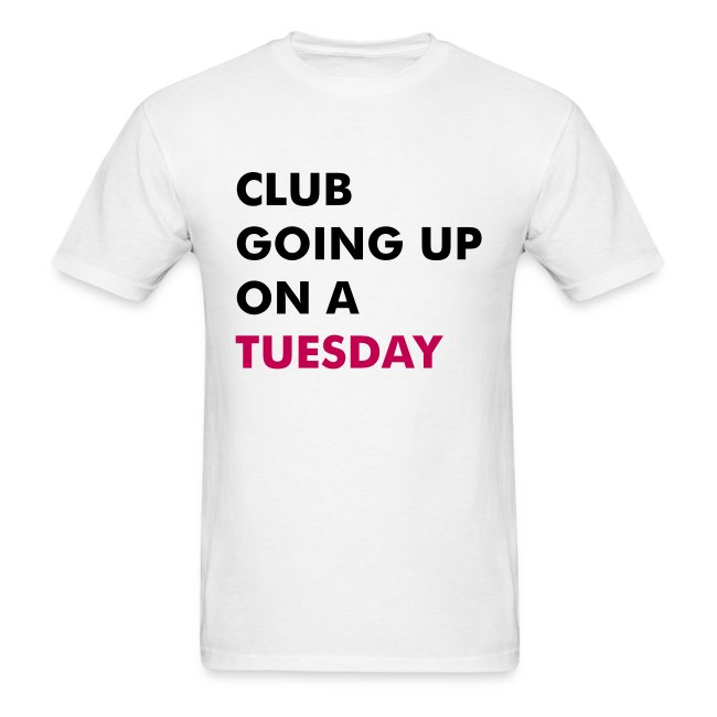 Club Going Up