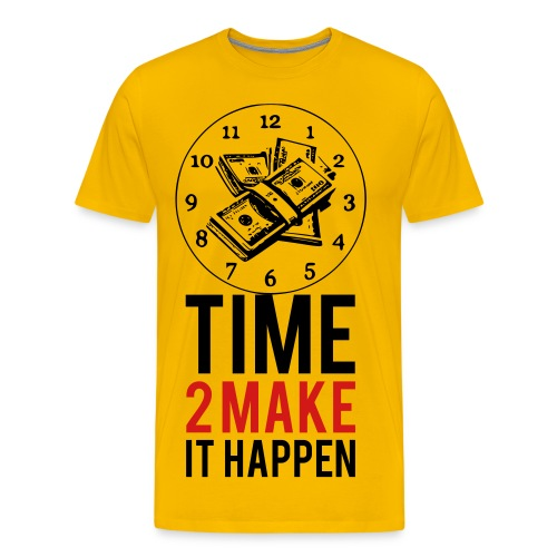 MoneyTime - Men's Premium T-Shirt