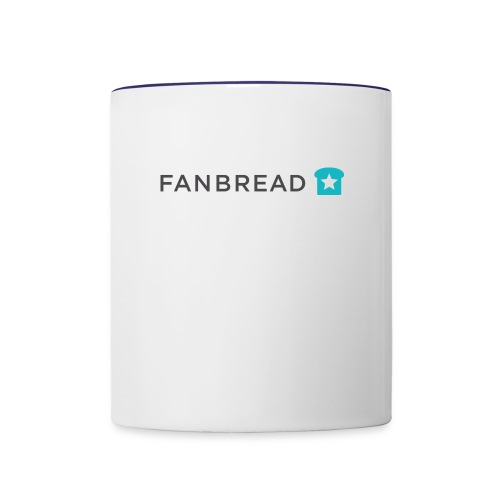 Fanbread_Logo.png - Contrast Coffee Mug