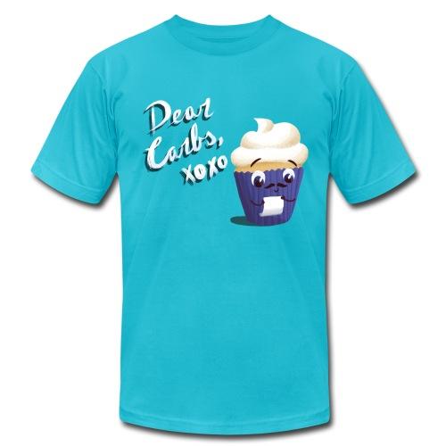 Dear Carbs - Men's - Men's  Jersey T-Shirt