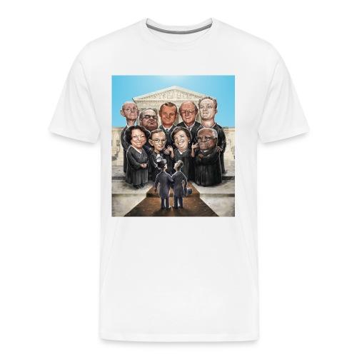 Supreme Court - Men's - Men's Premium T-Shirt