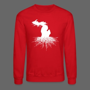 Michigan Roots - Crewneck Sweatshirt