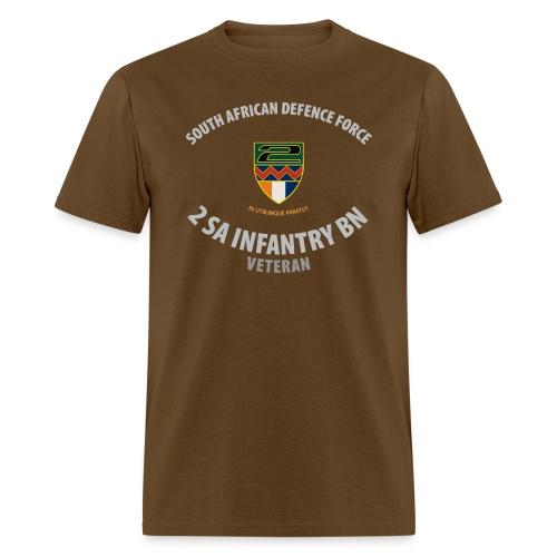 SADF 2 SA Infantry Battalion - Men's T-Shirt