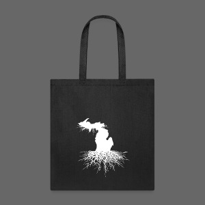 Michigan Roots - Tote Bag