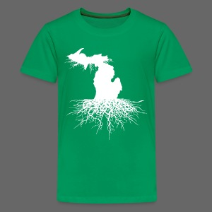 Michigan Roots - Kids' Premium T-Shirt