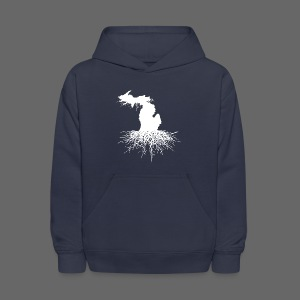 Michigan Roots - Kids' Hoodie