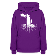 Hoodies ~ Women's Hoodie ~ Michigan Roots