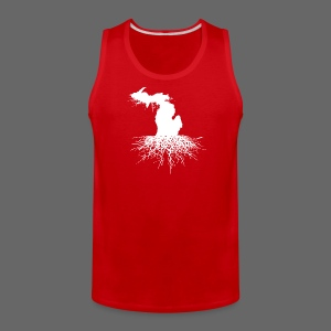 Michigan Roots - Men's Premium Tank
