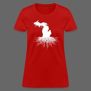 Michigan Roots - Women's T-Shirt